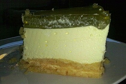 Einfache Zitronen - Joghurt - Torte 95