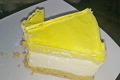 Einfache Zitronen - Joghurt - Torte 100