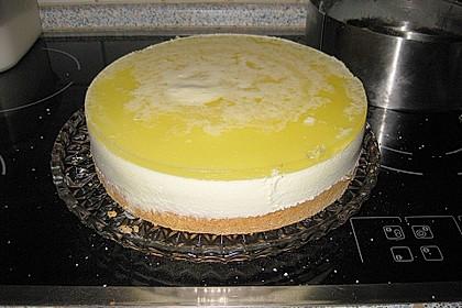 Einfache Zitronen - Joghurt - Torte 94
