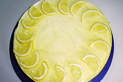 Einfache Zitronen - Joghurt - Torte 66
