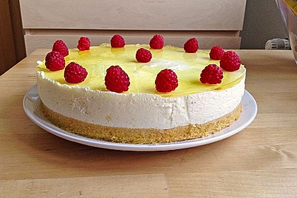 Einfache Zitronen - Joghurt - Torte 47