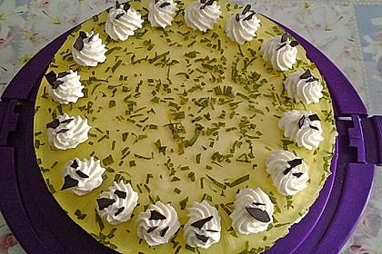 Einfache Zitronen - Joghurt - Torte 22