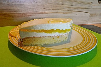 Einfache Zitronen - Joghurt - Torte 90