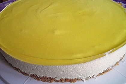 Einfache Zitronen - Joghurt - Torte 45