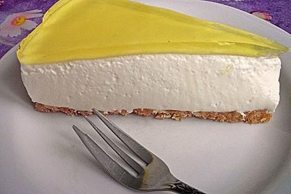 Einfache Zitronen - Joghurt - Torte 17
