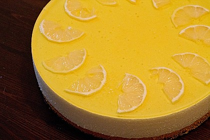 Einfache Zitronen - Joghurt - Torte 16