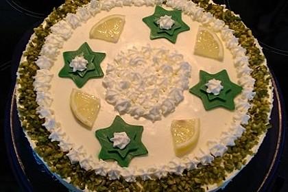 Einfache Zitronen - Joghurt - Torte 35