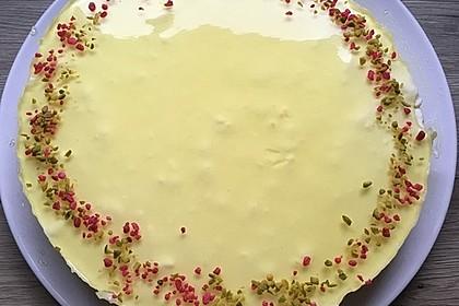 Einfache Zitronen - Joghurt - Torte 32