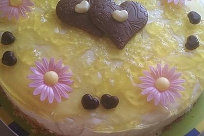 Einfache Zitronen - Joghurt - Torte 53