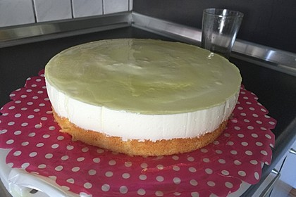 Einfache Zitronen - Joghurt - Torte 62