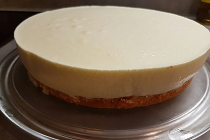 Einfache Zitronen - Joghurt - Torte 70