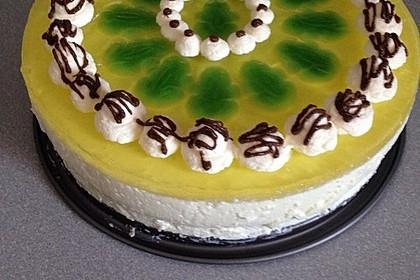 Einfache Zitronen - Joghurt - Torte 30