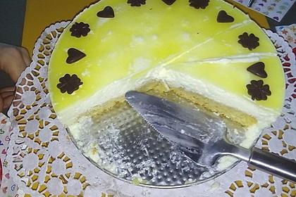 Einfache Zitronen - Joghurt - Torte 75