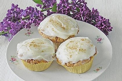 Apfel Cupcakes 2