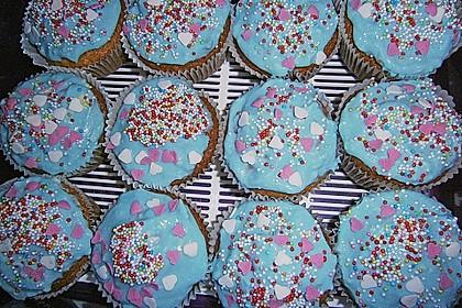 Apfel Cupcakes 12