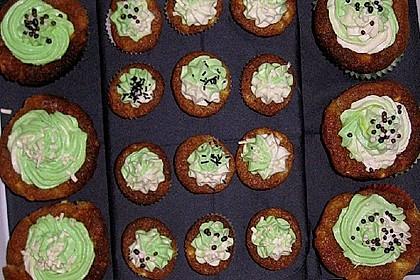 Apfel Cupcakes 19
