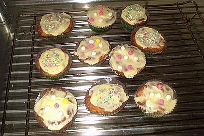 Apfel Cupcakes 18