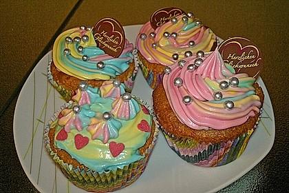 Apfel Cupcakes 6