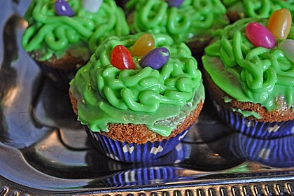 Apfel Cupcakes 15