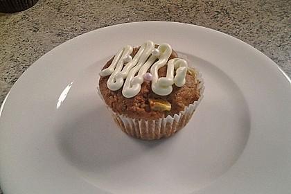 Apfel Cupcakes 16