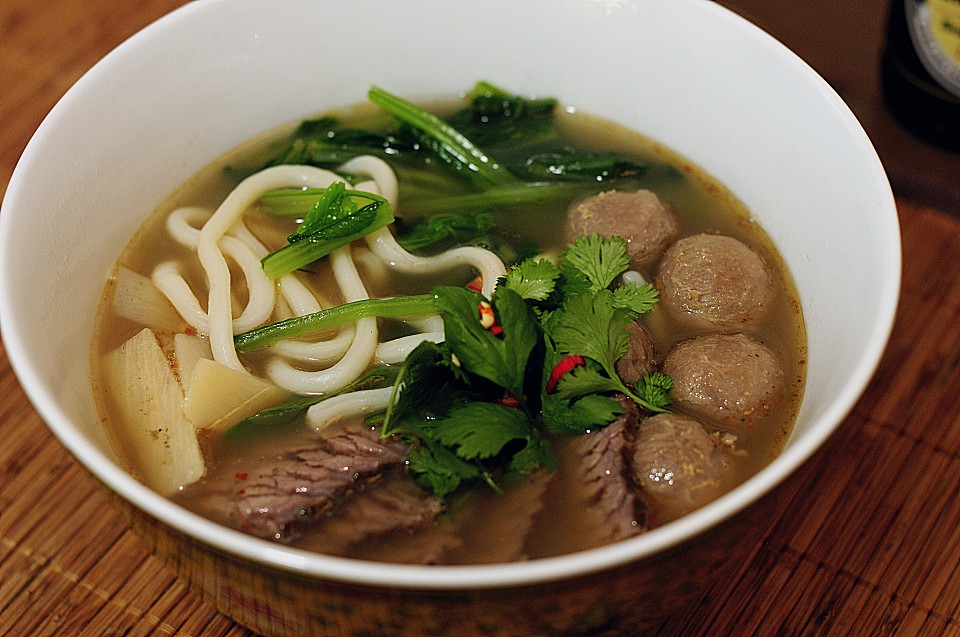 Pho Bo Recipe — Dishmaps