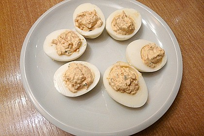 Gefüllte Eier 2