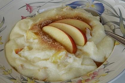 Apfel - Zimt - Grießkoch 9