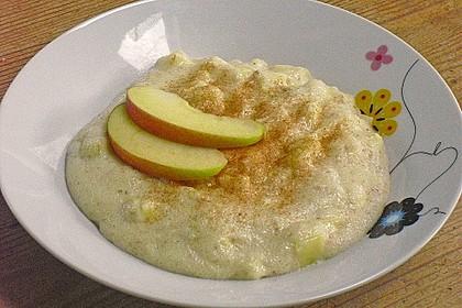 Apfel - Zimt - Grießkoch