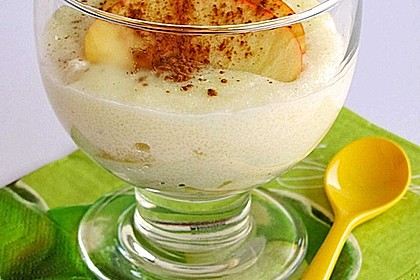 Apfel - Zimt - Grießkoch 6