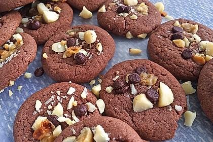 Super Chunk Cookies 12