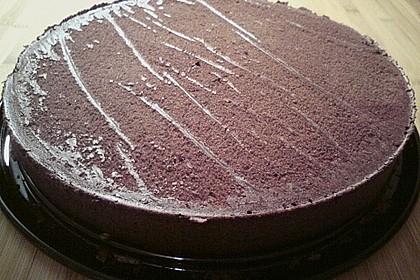 Kaffee - Schoko - Kuchen 4
