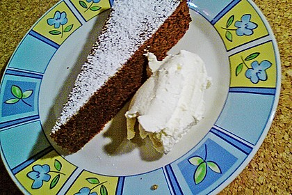 Kaffee - Schoko - Kuchen 2