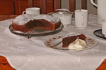 Kaffee - Schoko - Kuchen 3