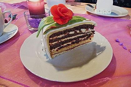 Kaffee - Schoko - Kuchen