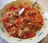 Hähnchen Chop Suey