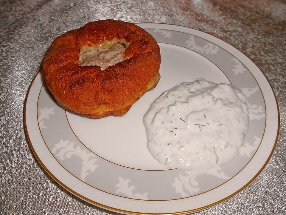 Russische rezepte beljaschi