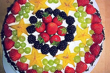 Schwarzwälder Erdbeersahne