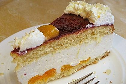 Käse - Sahne - Torte 1