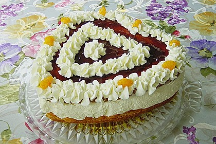 Käse - Sahne - Torte 6
