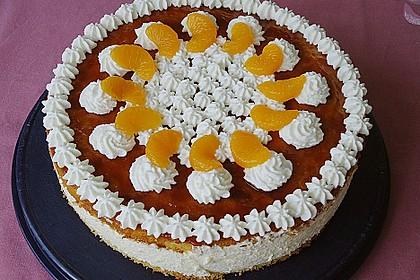 Käse - Sahne - Torte 2