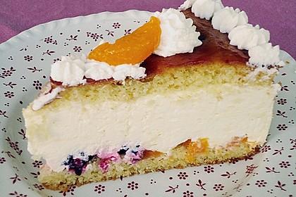 Käse - Sahne - Torte 10