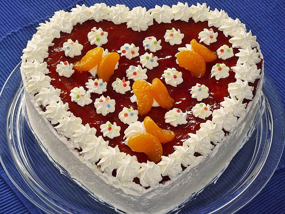 Valentinstag Backen Und Kochen Mit Herz Chefkoch De