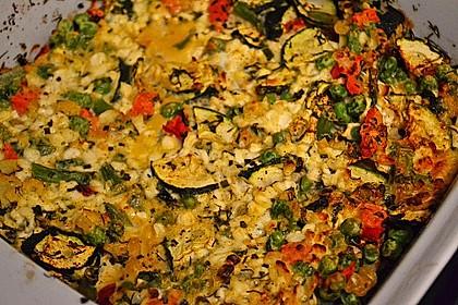 Schneller Gemüseauflauf 2