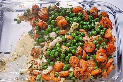 Schneller Gemüseauflauf