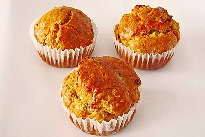 Schinken - Muffins 1