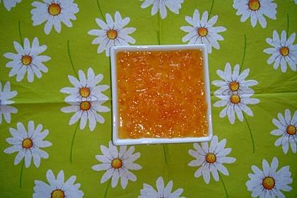 Mandarinen - Gelee 1