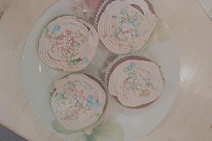Schokoladen - Cupcake 0