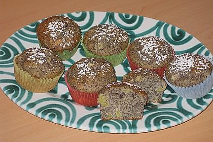 Rhabarber - Mohn - Muffins 8