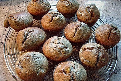 Rhabarber - Mohn - Muffins 9