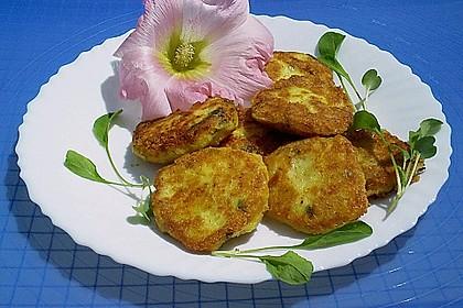 Käse - Kartoffel - Plätzchen